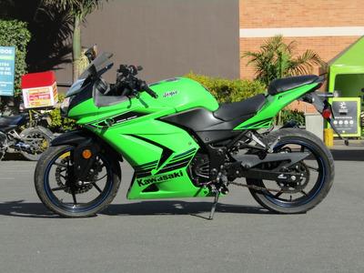 Kawasaki Ninja 250 Edición Especial