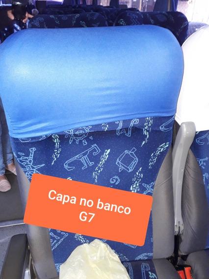 Capa Cabeceiras Bancos Ônibus , 50 Unidades