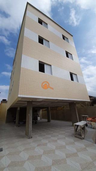 Apartamento Com 1 Dorm, Cidade Naútica, São Vicente - R$ 159 Mil, Cod: 378 - V378