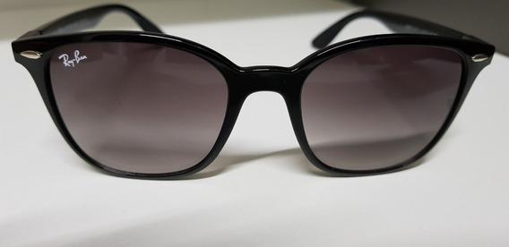 Óculos Sol Ray-ban Rb4297 Cinza Degradê Liteforce Wayfarer