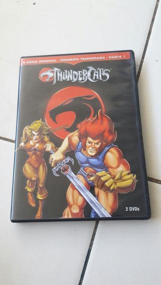 Thundercats Temp 1 Volume 1 Original. Frete Grátis C.reg