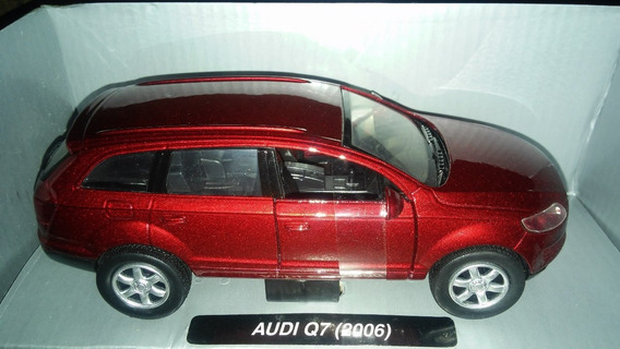 Audi Q7 2006 Escala 1/32 Dtc New Ray