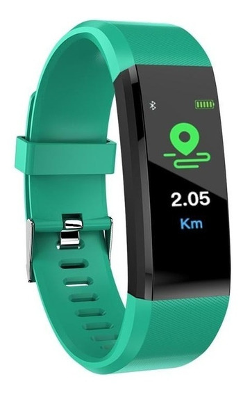 Reloj Smart Inteligente Bluetooth Sport Pulsera Fitness Gym