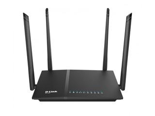 Router Gigabit Wireless D-link Dir-825 Wifi Ac1200 Dual Band