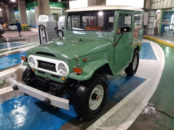 Toyota Fj-40 Sincronico