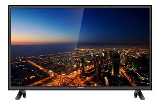Smart Tv Led 49 Telefunken 4k Ultra Hd - Tkle4918rtux
