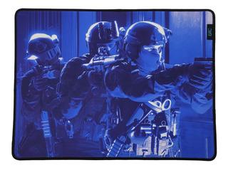 Pad Gamer Gtc Pad011 Neopreno Antideslizante Negro/azul