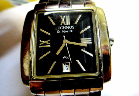 Relógio Technos Social Saint Morritz