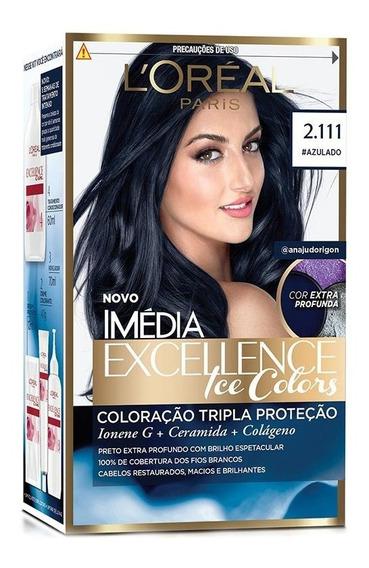 Coloração Imédia Excellence Ice Colors L