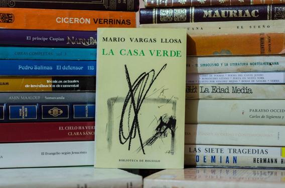 La Casa Verde, Mario Vargas Llosa