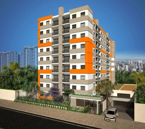 Imagem 1 de 15 de Apartamento Residencial Para Venda, Morumbi, São Paulo - Ap10055. - Ap10055-inc