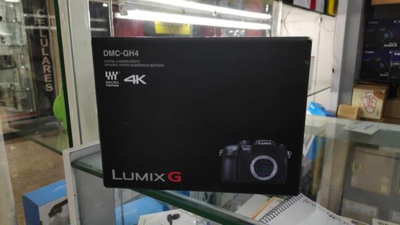 Câmera Panasonic Lumix Gh4