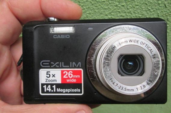 Camera Digital Casio Ex-zs5 14.1mp