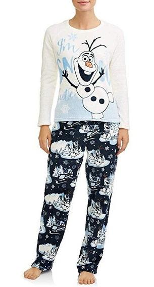 Pijama Importada Para Mujer De Disney Olaf Talla M (median)