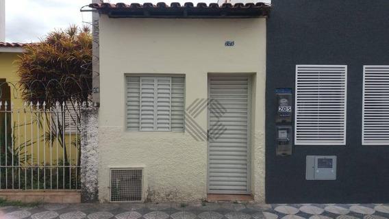 Casa Para Alugar, 35 M² Por R$ 600,00/mês - Centro - Sorocaba/sp - Ca6811