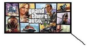 Grand Theft Auto V Digital Y Fifa 17 Fisico Semi Nuevo