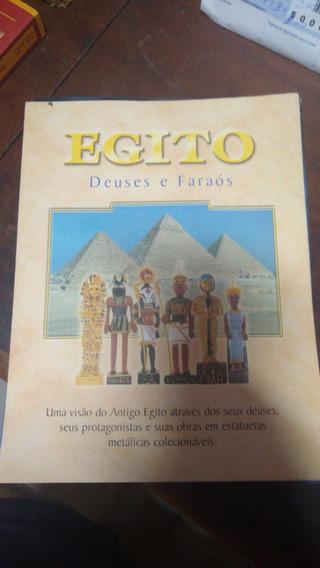 Egito Deuses E Faraós 48 Fascículos Coleção R$ 280,00