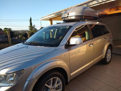 Dodge Journey 2012 7 Lug Completa Com Bagag De Teto De600 Lt