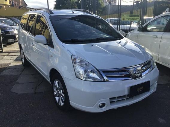 Livina Grand Sl 1.8 16v Flex Fuel Aut.