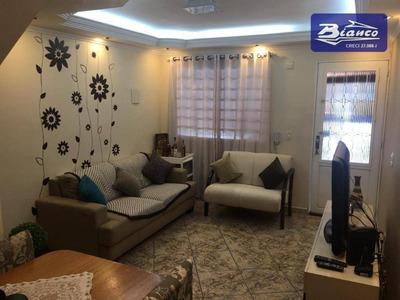 Sobrado Com 2 Dormitórios À Venda, 60 M² Por R$ 275.000 - So1337