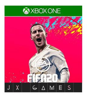 Fifa 20 Xbox One - Jx Games 100% Seguro