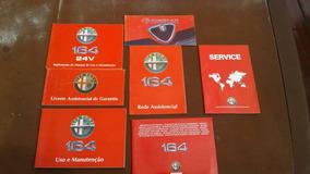 Manual Completo Da Alfa Romeu 164