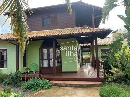 Imagem 1 de 21 de Casa À Venda, 150 M² Por R$ 1.200.000,00 - Campeche - Florianópolis/sc - Ca3030
