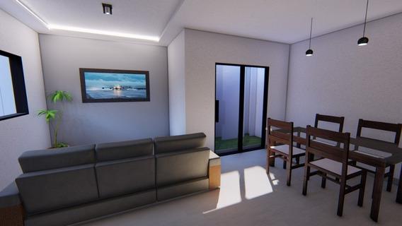 Casa Para Venda, 2 Dormitórios, Parque Imprensa - Mogi Mirim - 992