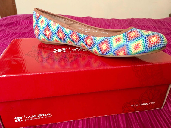 Zapatos Andrea Multicolor