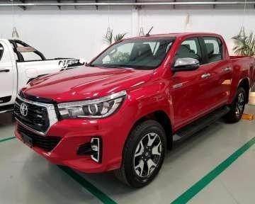 Toyota Hilux 2.8 Cd Srx 177cv 4x2 At Kansai