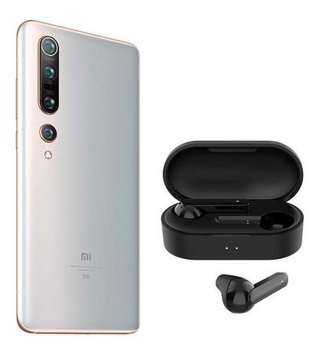 Bluetooth Qcy T3 New + Exclusivo Xiaomi Mi10 Pro 12gb 512gb