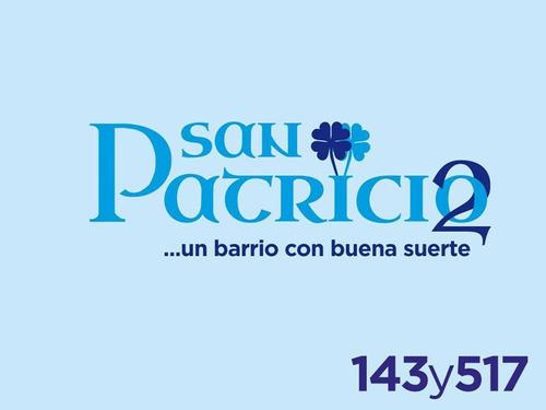 Terreno En Venta En San Patricio 2 Nº 33 Manuel B Gonnet - Alberto Dacal Propiedades