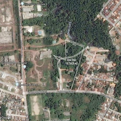 Terreno Padrão Em Belém - Pa - Te0010_dkza