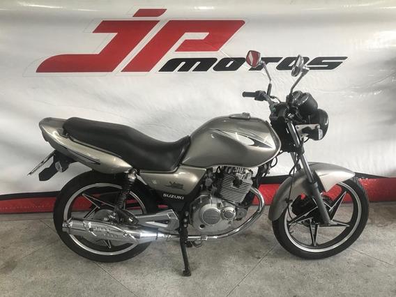 Suzuki En 125 Yes Prata 2008