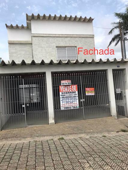 Sobrado 3 Dormitórios Vila Galvão Guarulhos