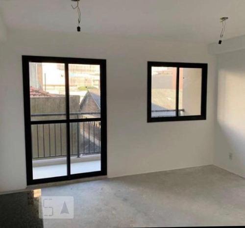 Apartamento À Venda - Centro, 1 Quarto,  25 - S893133409