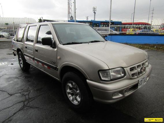 Chevrolet Luv Tfr Diesel 2.5 4x2