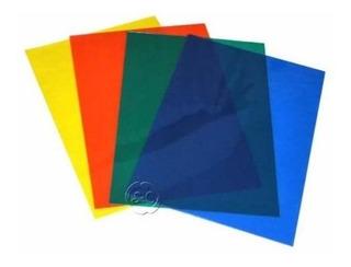 Acetato Laminas 50 X 70 Cm Cristal Transparentes Color