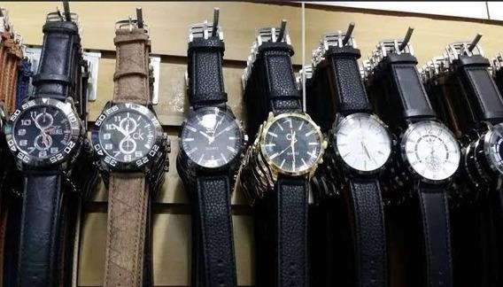 Kit 10 Relógios Masculinos Para Revenda.