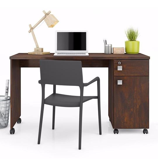 Mesa Computador Office Malta - Várias Cores - Lukaliam