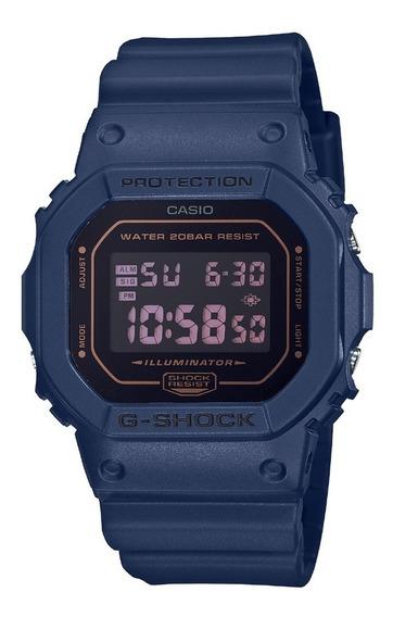 Relógio Casio G-shock Masculino Dw-5600bbm-2dr