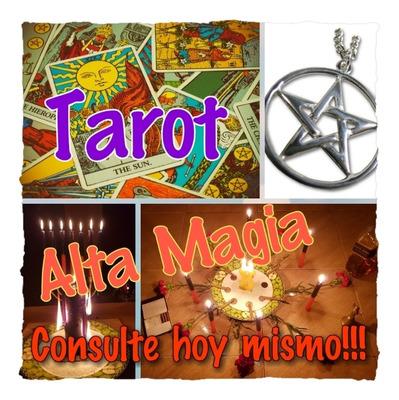 Parapsicólogo Profesional, Tarot, Alta Magia!!! Consultoría