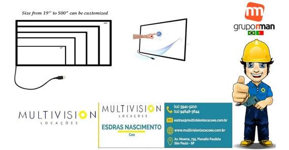 Lousas Digitais, Mesa Touchscreen, Moldura Touchscreen,