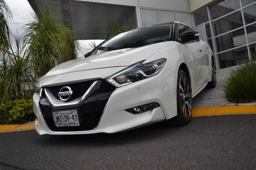 Nissan Maxima 2017 3.5 Exclusive Cvt