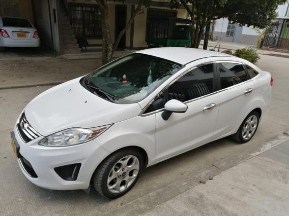 Ford Fiesta Blanco Se 1600cc