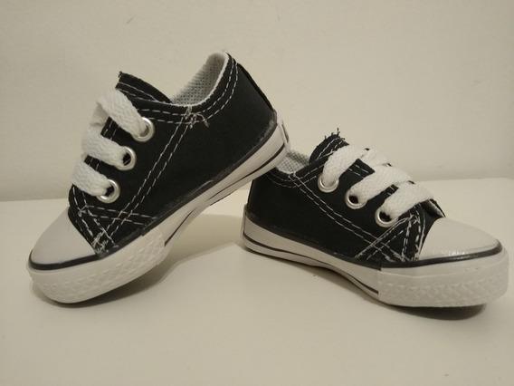 Zapatillas De Lona Del 17 Al 25