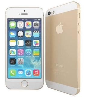 iPhone 5s Gold 16gb Usado