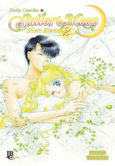 Livro Manga Sailor Moon Short Stories Vol 2 Jbc Hq Anime