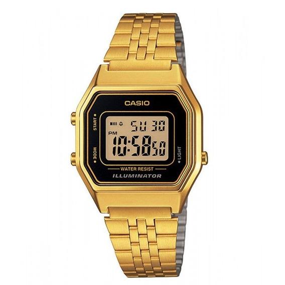 Relógio Casio Feminino Vintage La680wga1df