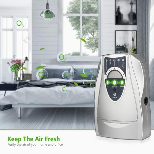 Purificador De Aire  Libre De Virus Y  Bacterias Ozonizador
